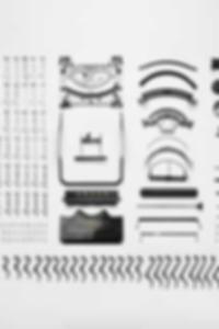 خشب الأبنوس ترانزيستور أساس أنبوب